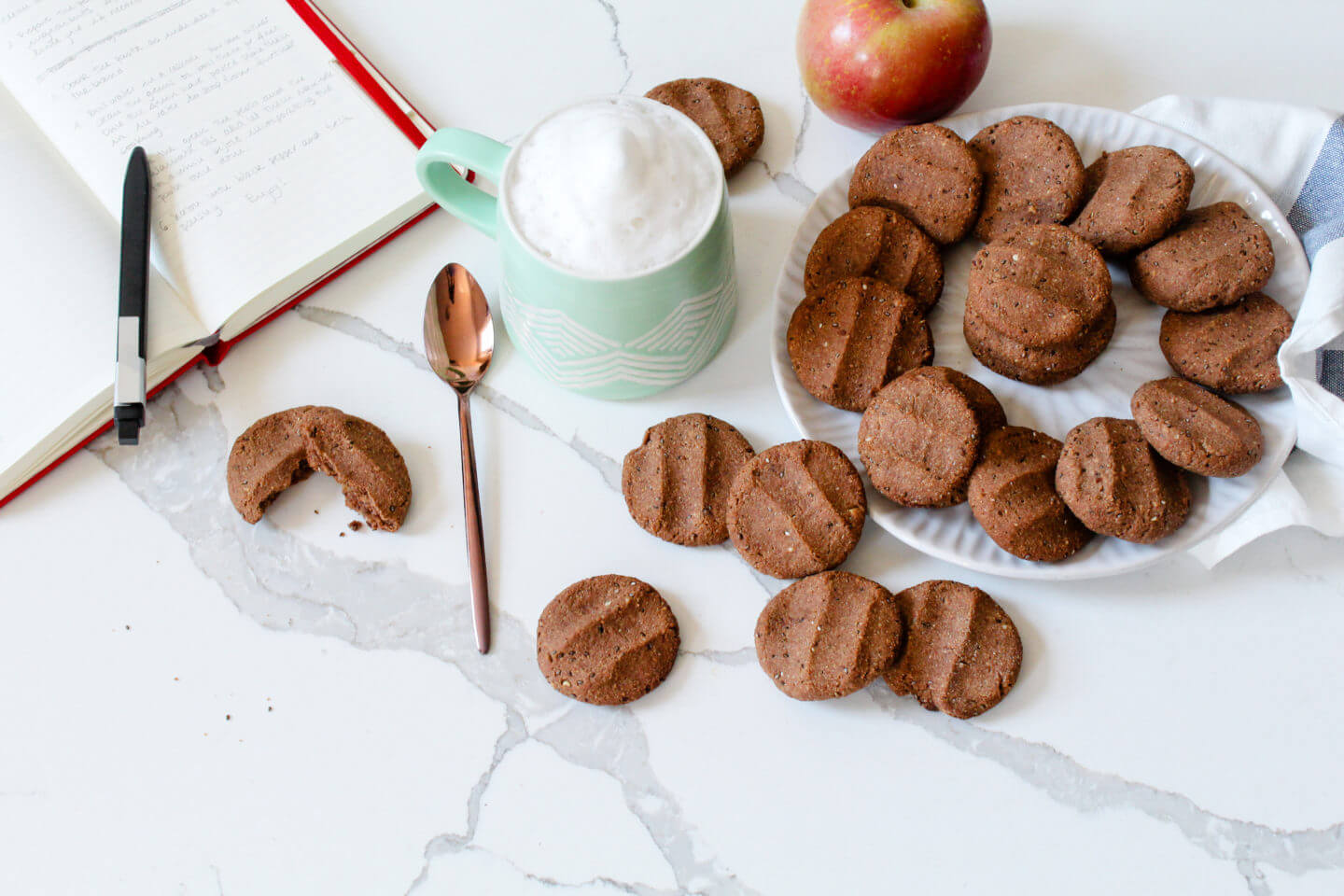 Sustainable and Healthy Lifestyle influencer shares her secret energetic cookies recipe!!