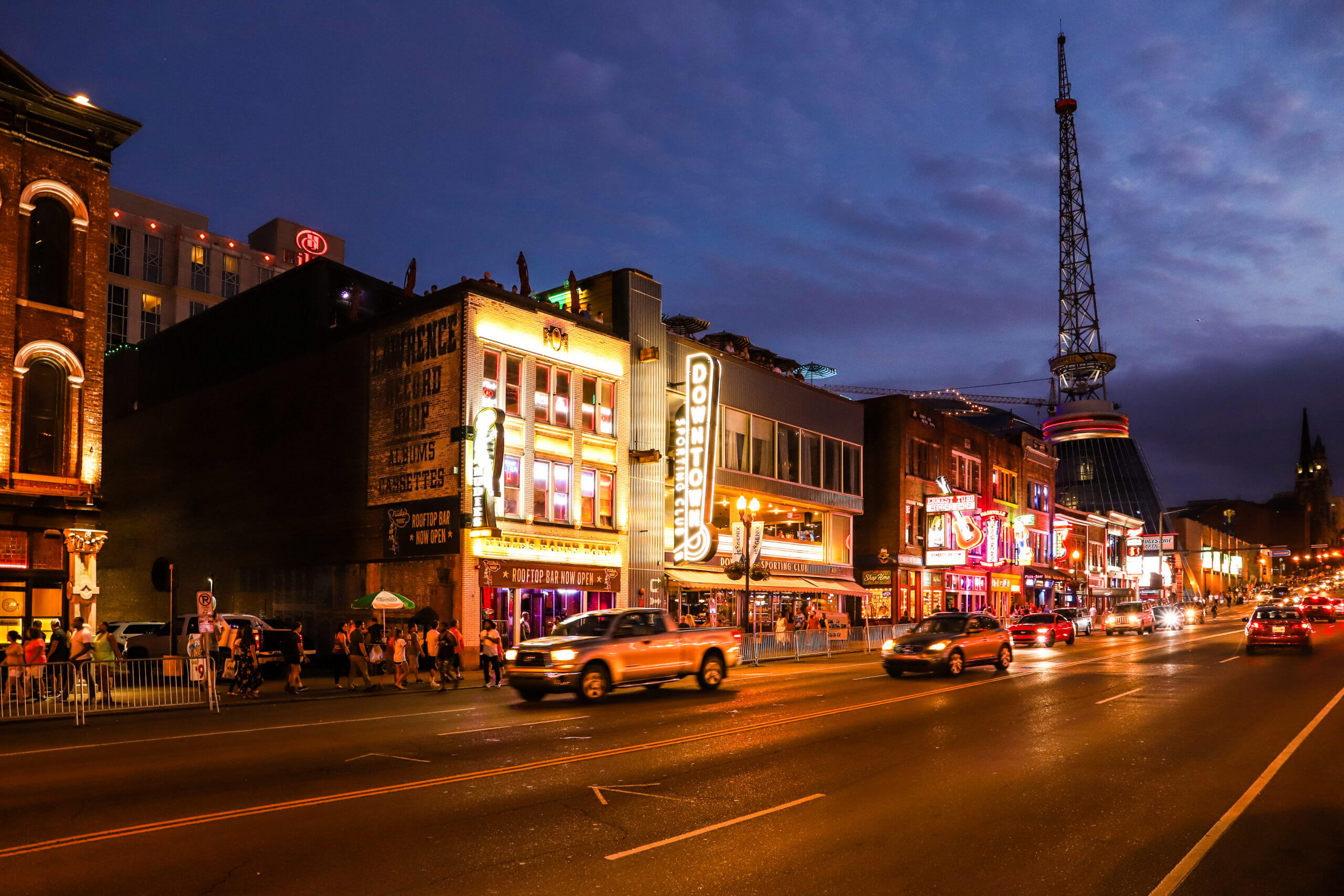 Next stop: Nashville! Join us in this amazing Trip!