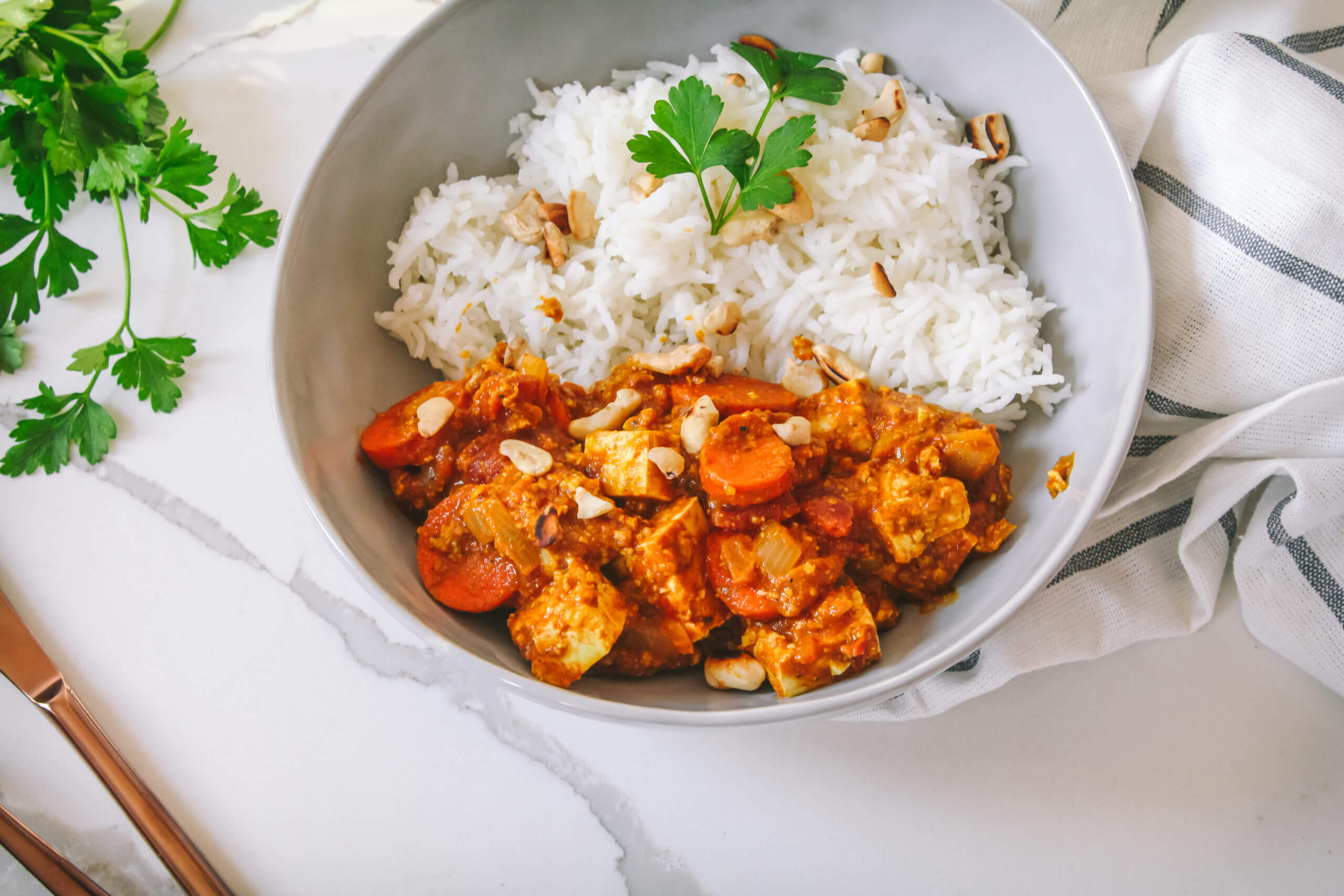 Sustainable and Vegan Lifestyle influencer shares her secret recipe for the Perfect Indian dish!!