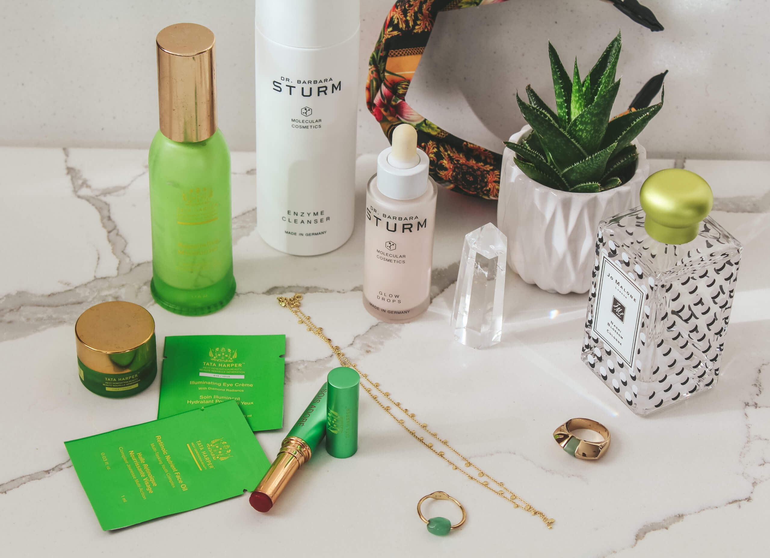 The clean beauty essentials