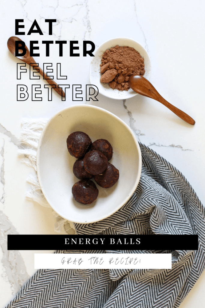 Sustainable and Vegan Lifestyle influencer shares all about healthy snacks and an amazing energetic recipe!!