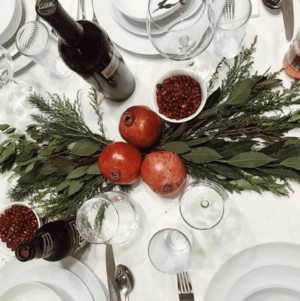Sustainable and Vegan Lifestyle influencer shares her secrets for the perfect holiday cocktail!!