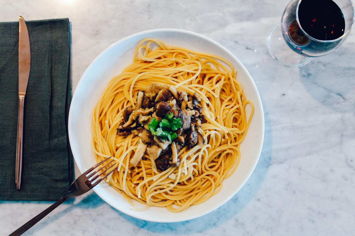 Sustainable and Vegan Lifestyle influencer shares a delicious and healthy pasta dish!!
