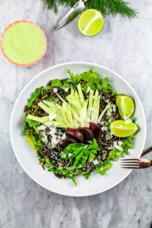 Sustainable and Plant-based Lifestyle influencer shares her delicious Coconut Beet Bowl recipe!