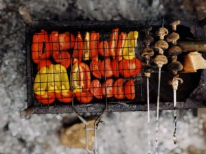 Vegan BBQ for Memorial Day! by SCK