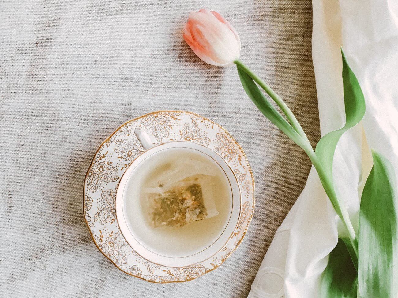 Types of Tea and Their Benefits by Sanzas Chic Kitchen